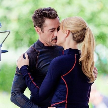 Tony is earth's best defender   💕