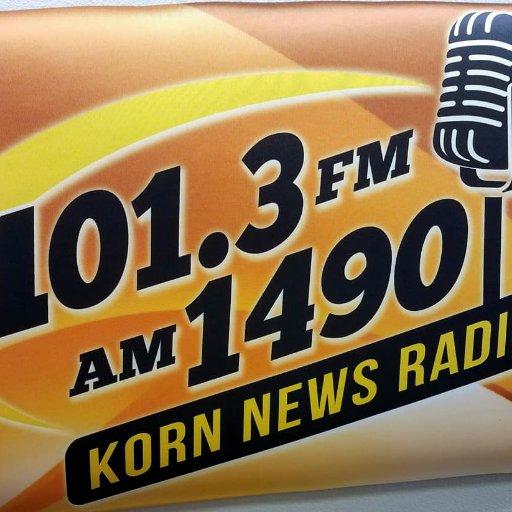 KORN News Radio FM 101 3 and AM 1490 (@KORNNewsRadio) | Twitter