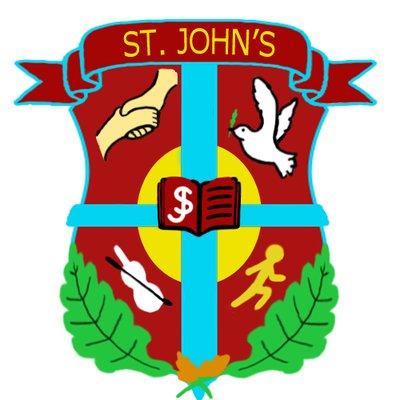 St John's Primary School (@StJohnsPSDerry) Twitter profile photo