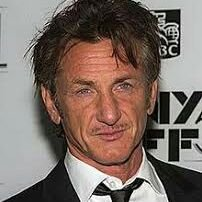 Twitter profile picture for Sean Penn