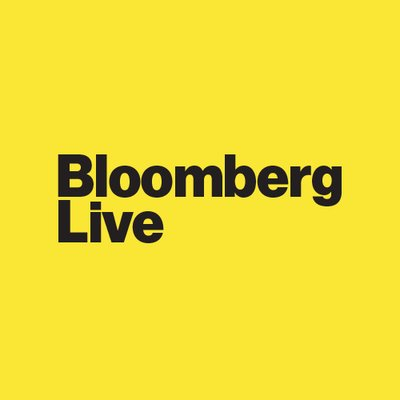 Bloomberg Live (@BloombergLive) Twitter profile photo
