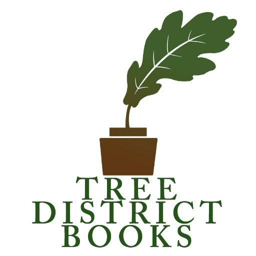 📚  Tree District Books 🖋