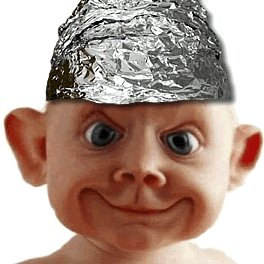 Image result for Images of tin foil hat