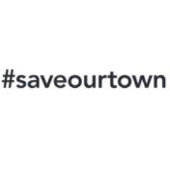 #saveourtown