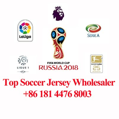 premium selection be06f f9413 Top Soccer Jersey Wholesaler on Twitter: