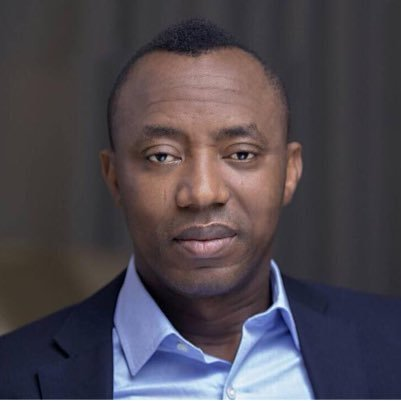 Sowore2019: Take Back Nigeria