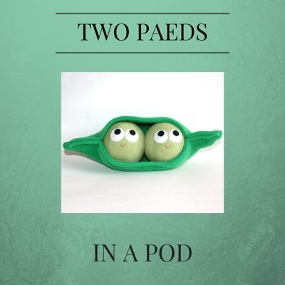 2 Paeds In A Pod on Twitter: