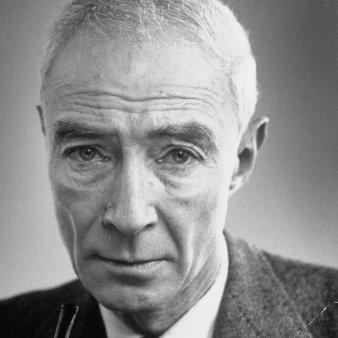 J Robert Oppenheimer At Realoppapoppa Twitter