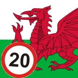 20's Plenty for Wales