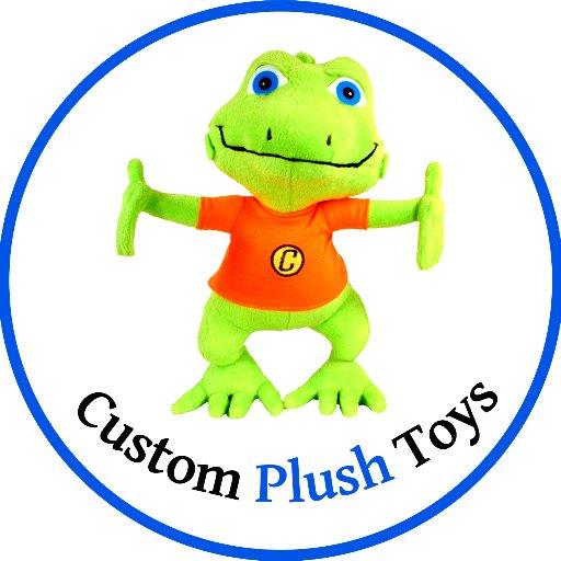 Custom Plush Toys (@customplushtoy )