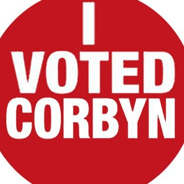 🌹 #iVoted4Corbyn