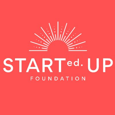 The StartEdUp Foundation (@letsstartedup) | Twitter