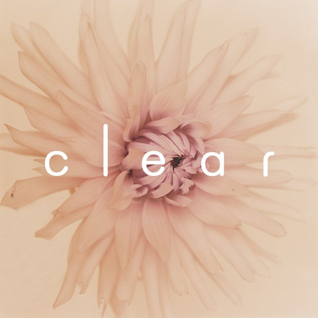 clear   クリア