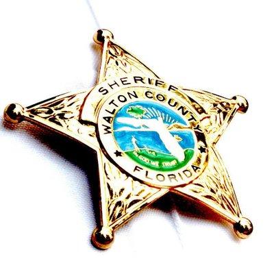Walton Co. Sheriff (@WCSOFL) Twitter profile photo