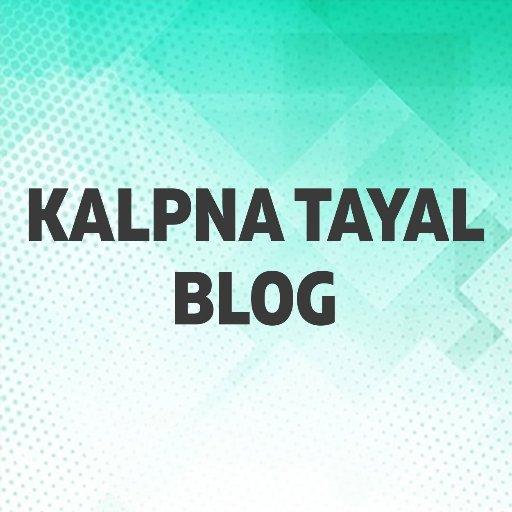 Kalpna Blog