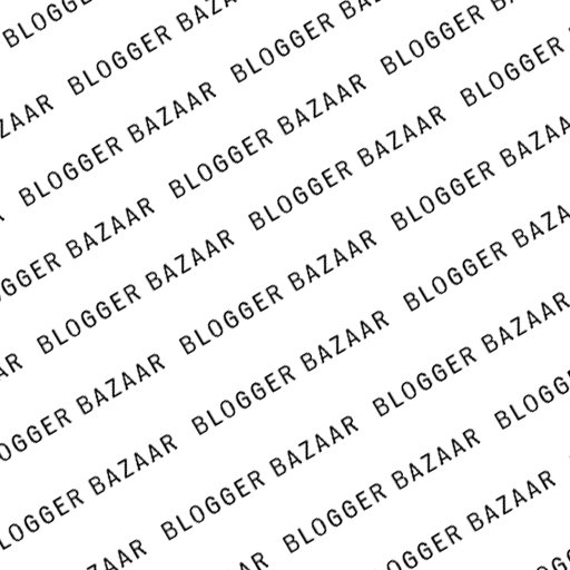 @blogger_bazaar