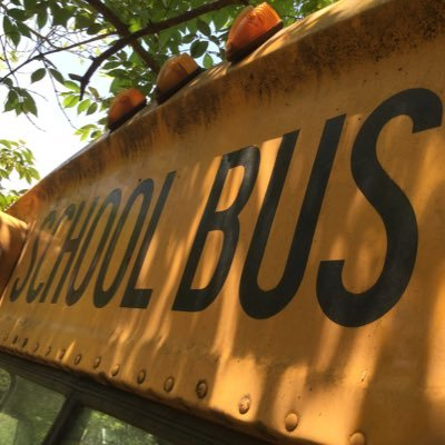 School Bus Heritage On Twitter 66 Got It S Sbh Lettering Today