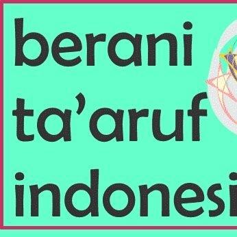 Berani Taaruf Beranitaaruf Twitter