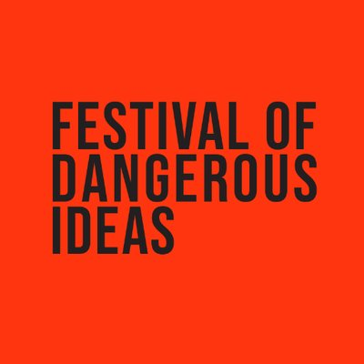 Festival of Dangerous Ideas on Twitter: