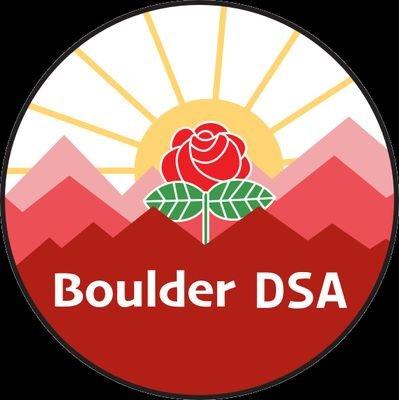 Boulder County DSA🌹
