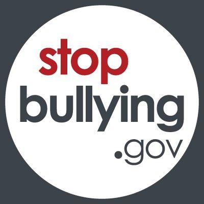 @stopbullyinggov twitter profile photo