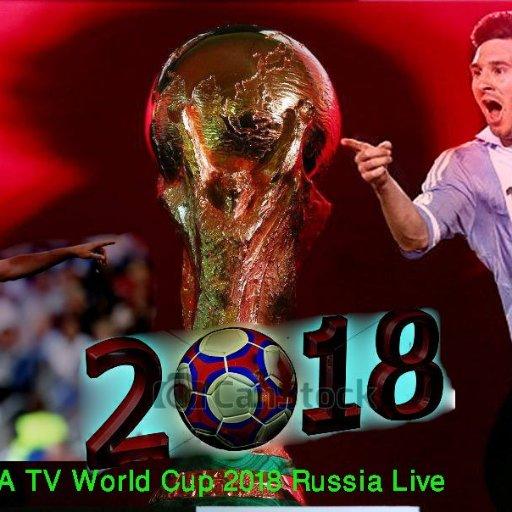 FIFA World Cup 2018 Live Stream Free