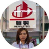 Qingdao Hengcheng Steel-Tina Ji