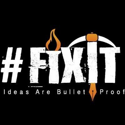 #Fixit