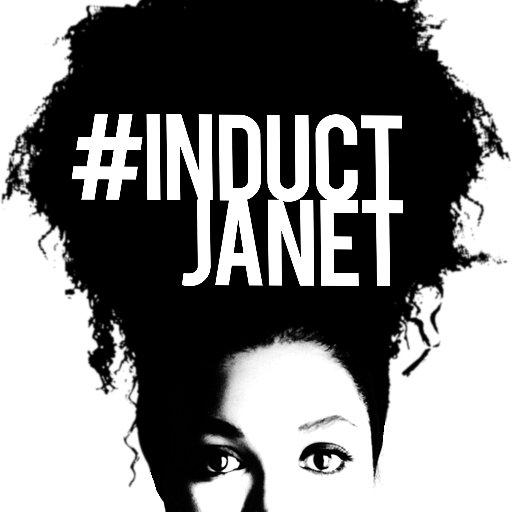 Induct Janet Jackson