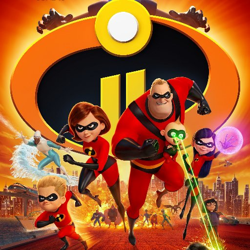Full Hd Incredibles 2 2018 Full Movie 1080p On Twitter