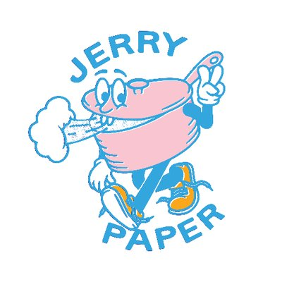 JERRY PAPER (@JerryPaperREAL) Twitter profile photo