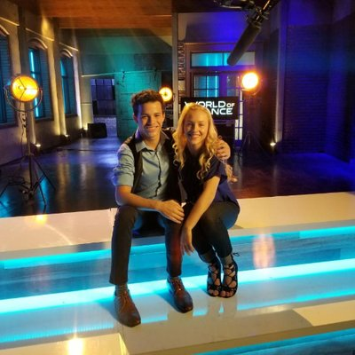 Image result for world of dance las vegas charity and andres
