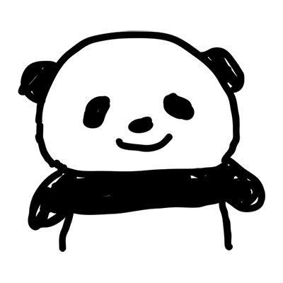 パンダのみみみ