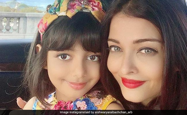 Aishwarya Bachchan and her daughter discharged from hospital after testing negative