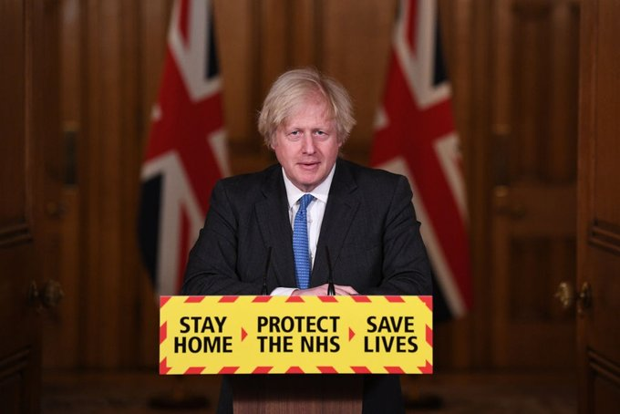 Boris Johnson to set out roadmap for the easing of lockdown restrictions