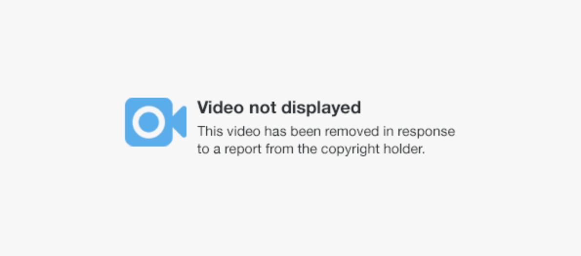 Como han borrado el vídeo de Jefferson L...