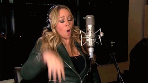 Singing along to the @pandora_radio Holiday Station like http://t.co/EsQ702Uu3V
