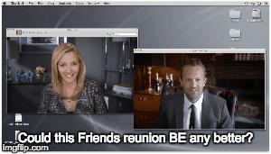 A #Friends reunion!??  What!??   @WebTherapy  tonight. @SHO_Network  @LisaKudrow @MatthewPerry http://t.co/oRaWN1J0BM