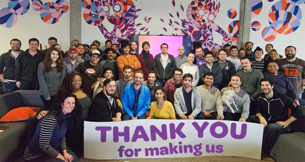 A #50MStrong thank you from the @Life360 team! Celebrating 50,000,000 families and growing every day! http://t.co/x3ASt6pl25