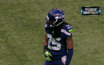 Richard Sherman on the field like... http://t.co/2N0CDCJJ6u