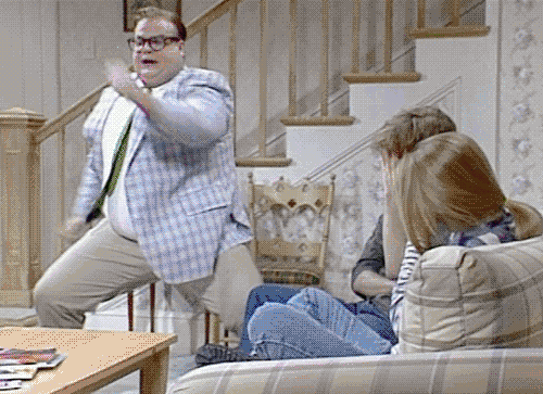 RT @JasonRomano: Chris Farley would have been 51 today. Gone way too soon.   #SNL40 http://t.co/UMvDrRNA1t