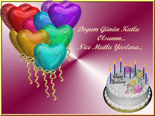 Спасибо, открытки с днем рождения на крымско татарском языке
