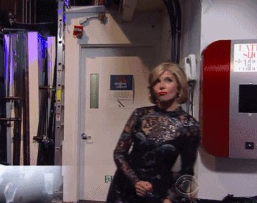 Happy Birthday to the cutest, chicest and the most inspiring Christine Baranski!