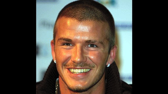 Happy 42nd Birthday, David Beckham! He has almost as many years as he\s had iconic hairstyles.