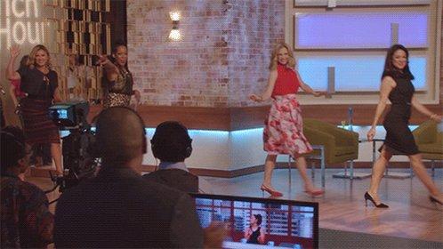 Toe, heel. Toe, heel. 👠 The #DaytimeDivas bring secrets and sass to @VH1 MONDAY JUNE 5 at 10/9c.