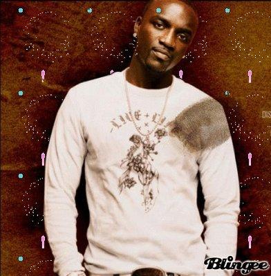 Happy birthday Akon!! I mean Kristen !