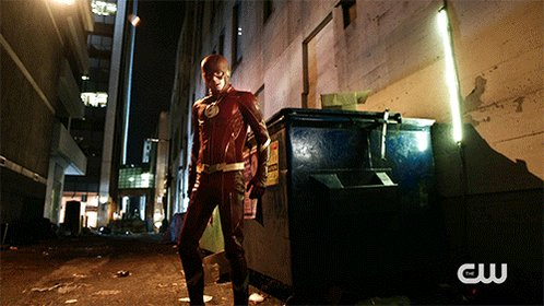 Future Flash, future suit. #TheFlash https://t.co/JciTW4v1V8