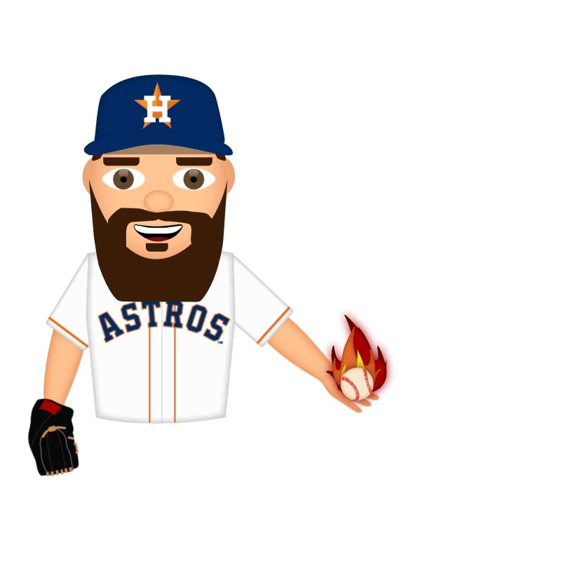 Keuchel is heading out to finish this one off himself.   #Astros lead...