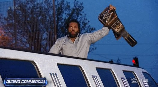 I love how all of a sudden Jinder is mad rich lmaoooo https://t.co/rTe...