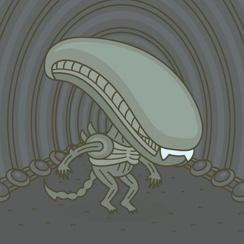 #AlienDay has arrived! Be sure to check out the new #AlienDay Xenomorp...